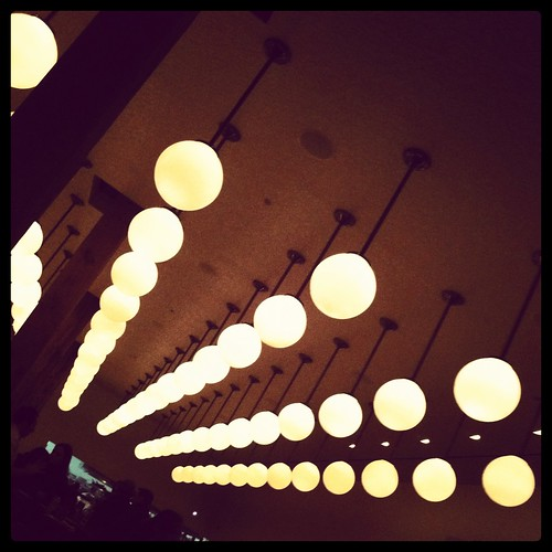 Lights at the Publican