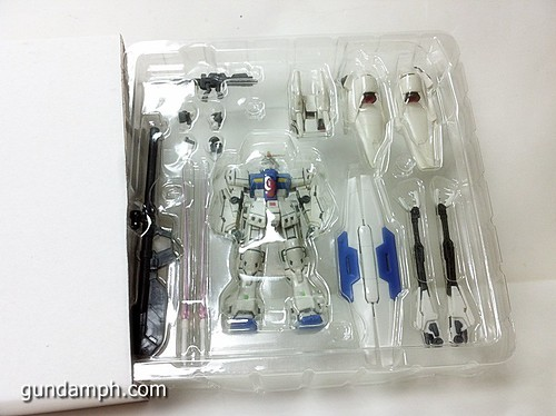 MSIA Dendrobium RX-78GP03 Gundam Figure Rare 2001 (11)