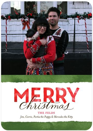 Feld Christmas Card 2011