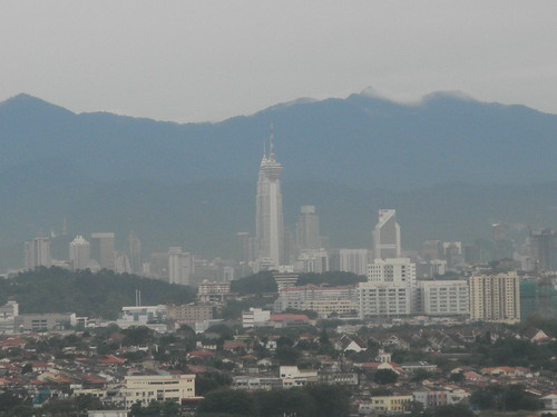 Kuala Lumpur CBD From SS16, Subang Jaya