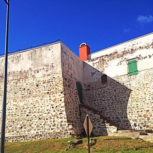 Old #fort #architecture #virginislands #stt #caribbean #virginislands