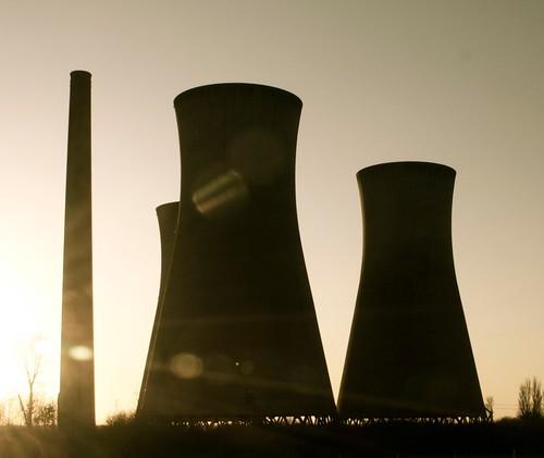 Richborough Power Station by Samantha Halliwell