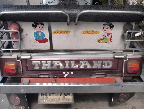 Bangkok por Andy Kaye
