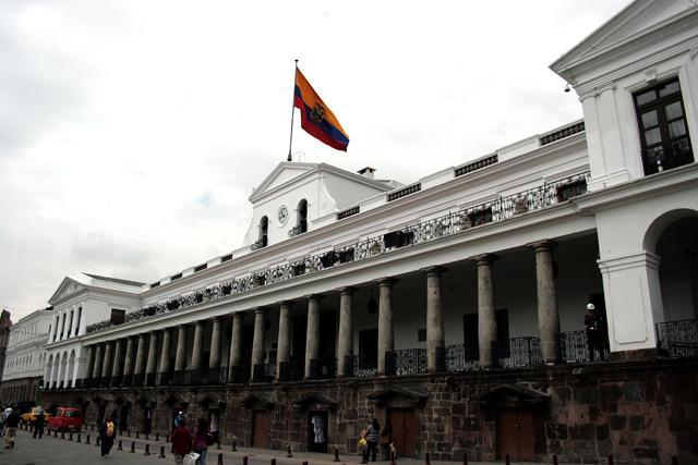 PRESIDENCIA, QUITO