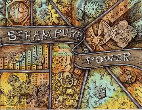 Steampunk Power