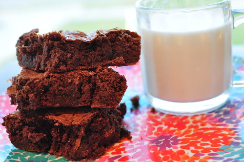 One Pot Brownies