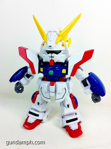 SD Archive Shining Gundam Unboxing Review (17)