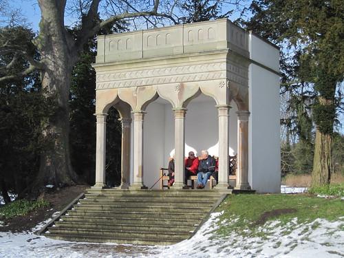 Hardwick Park - Gothic Seat