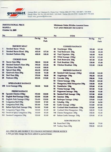 11-10-2011 swiss gourmet pricelist 1