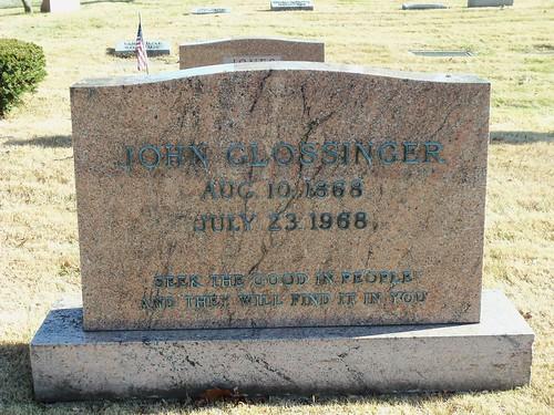 Glossinger