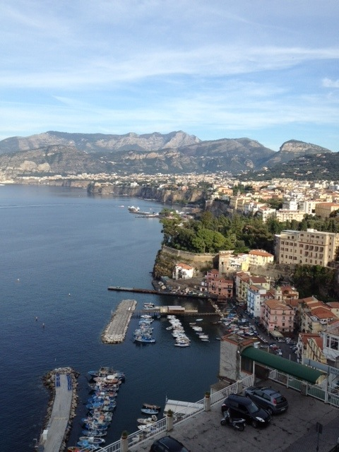More views of Sorrento's coastline
