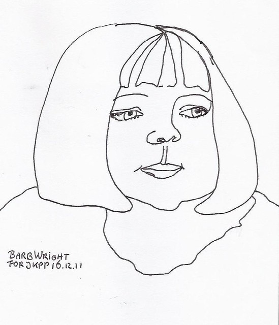 Barb Wright for JKPP