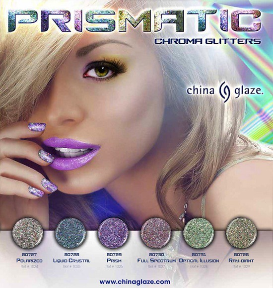 Prismatic Chroma Glitters - Promotional Photo (1)