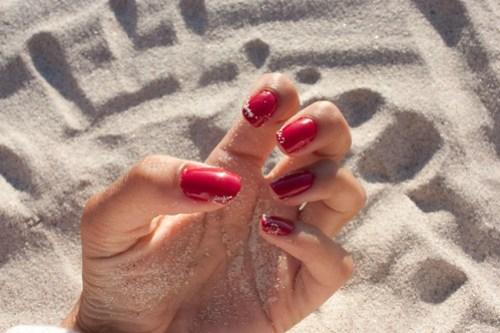 bourjois nail polish fan effect brush