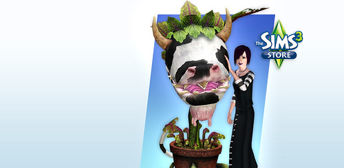 2 New Sims 3 Renders