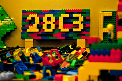 Lego play at 28c3, courtesy of johnflan@flickr