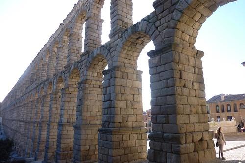 multi-cache de l'aqueduc de Ségovie