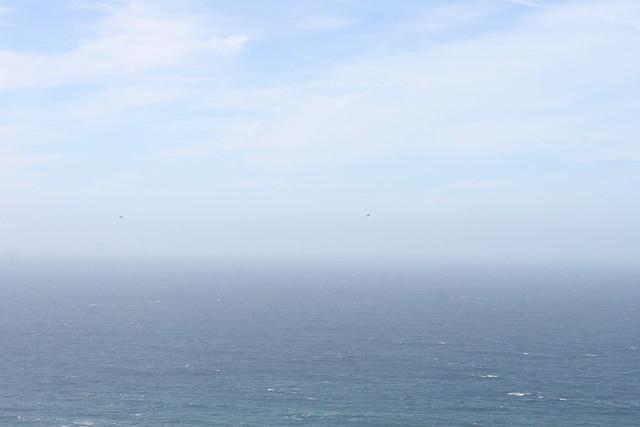 Where is the horizon?