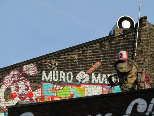 Street Art & Graffiti in Shoreditch