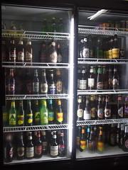 Beer and cider fridge, Colbar, Portsdown Road, Wessex Village, Wessex Estate