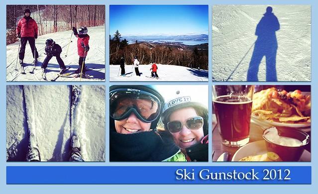 Ski Gunstock 2012