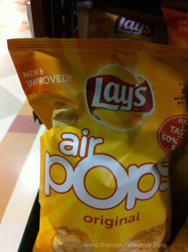 New & Improved Lay's Air Pops