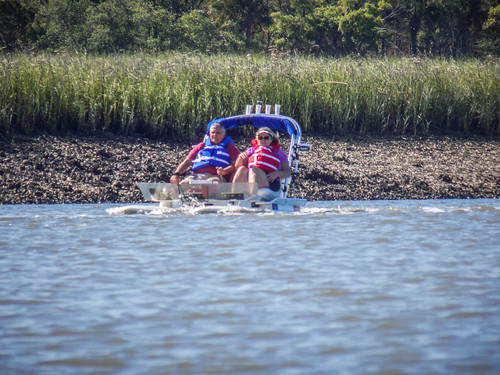 May River Paddling with Lowcountry Unfiltered-3