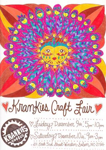 Krankies Carft Fair 2011
