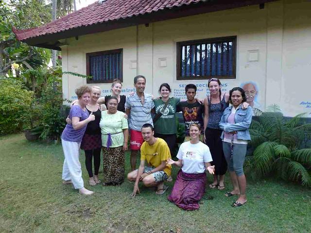 'The crew' -Sept 2011 Retreat #2