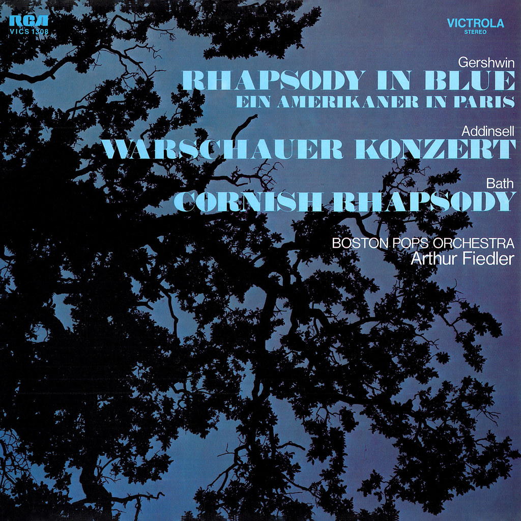 Arthur Fiedler - Rhapsody in Blue