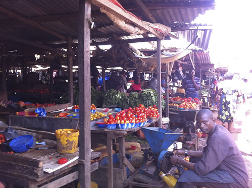 Inside Dutsen Market FCT Abuja Nigeria by Jujufilms