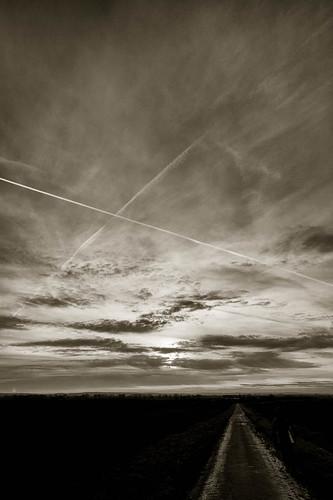 Early Winter Sky