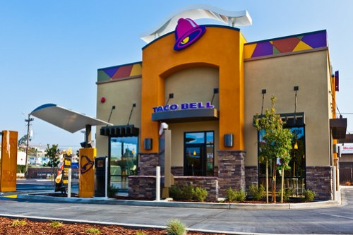 Taco Bell in Morro Bay, CA 13 Dec 2011