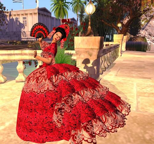 Frida Flamenco by Riviera Medier