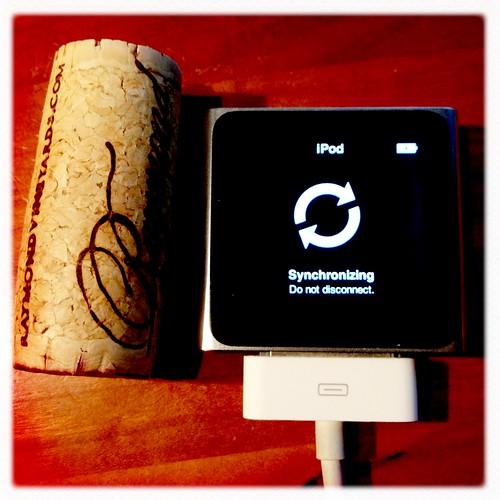 Exchanged iPod nano