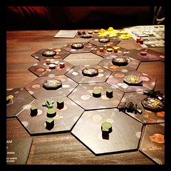 Eclipse first round #boardgames