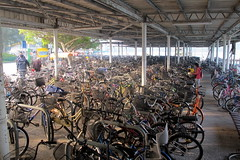 Ferry Bike Parking