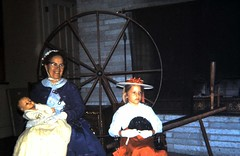 spinning wheel 1965