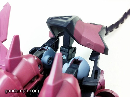 SD Gundam Online Capsule Fighter EPYON Toy Figure Unboxing Review (49)