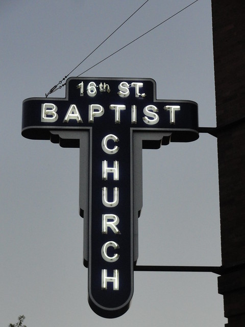 16th Street Baptist Church, Birmingham AL