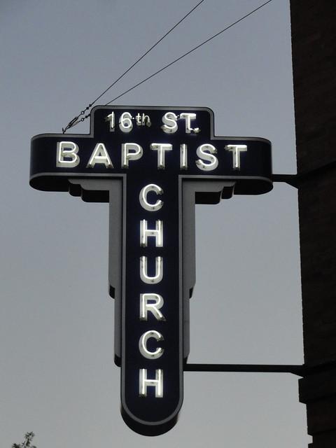 16th Street Baptist Church, Birmingham AL