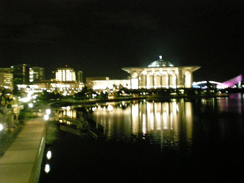 Putrajaya by night 1