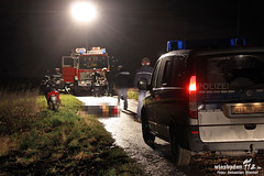 Rollerfahrer gestorben, Delkenheim 07.12.11