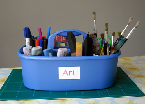 Art Caddy