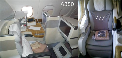 Amazing The Emirates 777 And A380 Head To Head Trip Report Guest Ocoug Best Dining Table And Chair Ideas Images Ocougorg