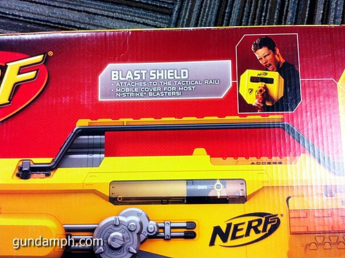 NERF Sale 50% Off Stampede Raider Recon Unboxing Review (15)
