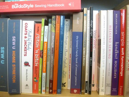 Bookshelf: Craft Books