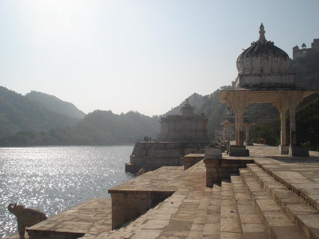 Jaisamand Lake, Udaipur, Rajasthan