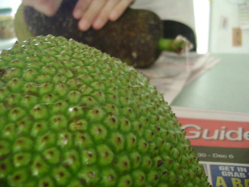 Sherbet jackfruit