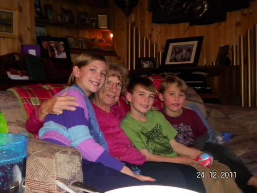 DEC CHRISTMAS  2011 by Kim Vaughn Sowards